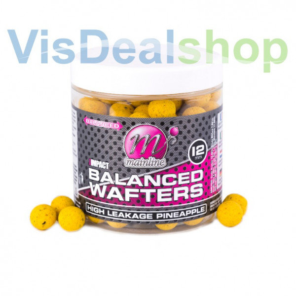 High Impact Balanced Wafters H.L Pineapple 18mm