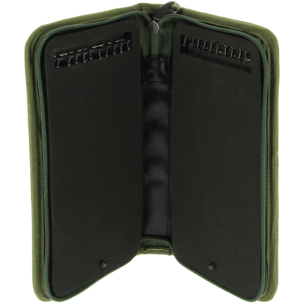 NGT Stiff Rig Wallet With Pins