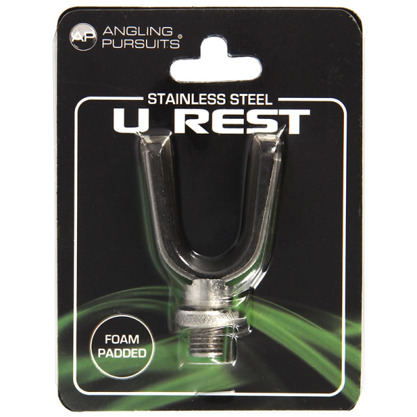 NGT Stainless Steel 'U' Rest