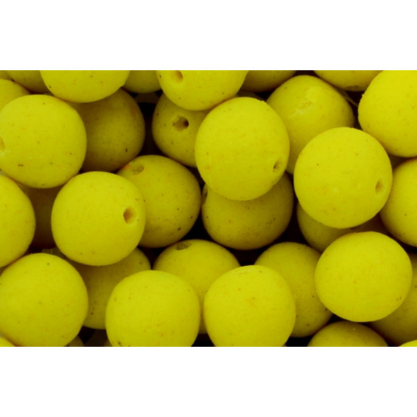 Spro Speedfeed Pre-Drilled Mini Boilies 'Fluo Scopex' (9mm) (80g)