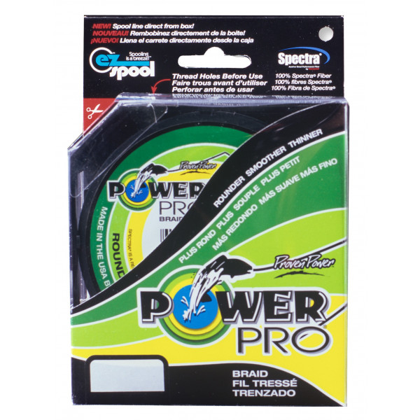 Shimano Power Pro 'Moss Green' 0,15mm (275m)