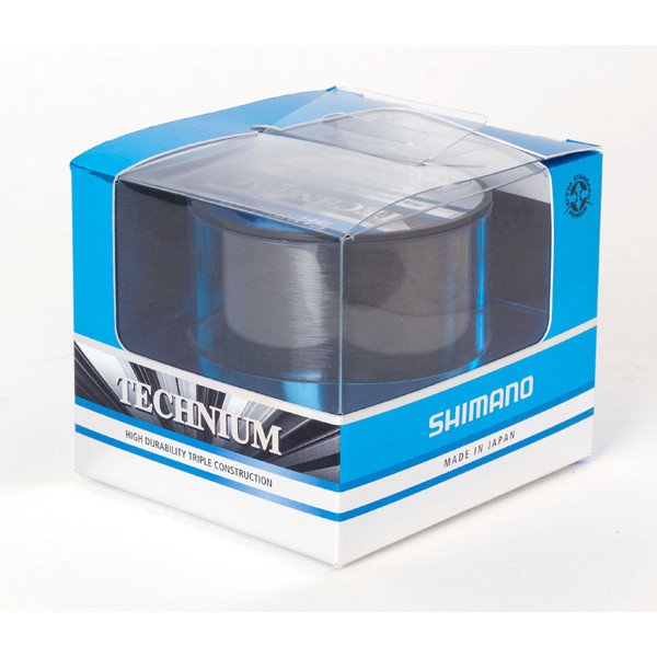 Shimano Technium Quarter Pound Premium Box 0,22mm (1920m)