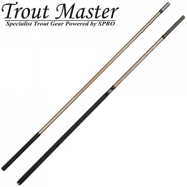 Spro Trout Master Net Handle 1,80m