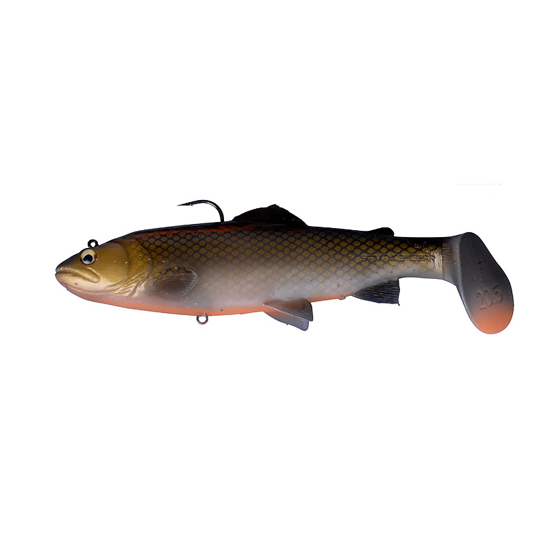 Savage Gear 3D Trout Rattle Shad Dirty Roach 12,5cm (35g)